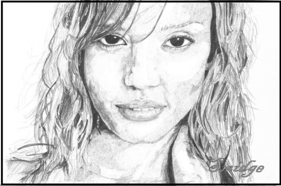 Jessica Alba by Smidge